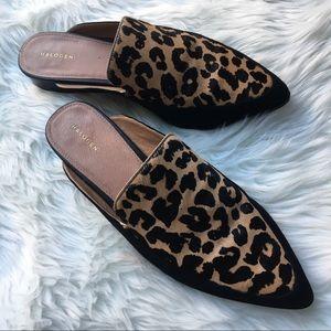 Halogen Shoes | Halogen Leopard Mules